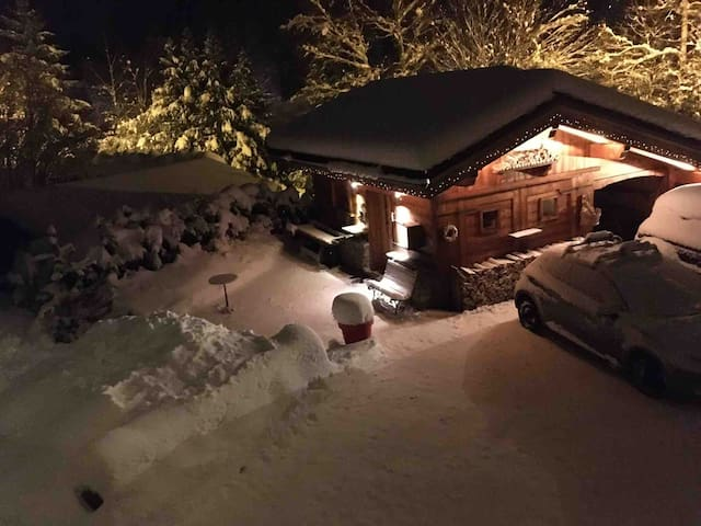 Small chalet in Chamonix
