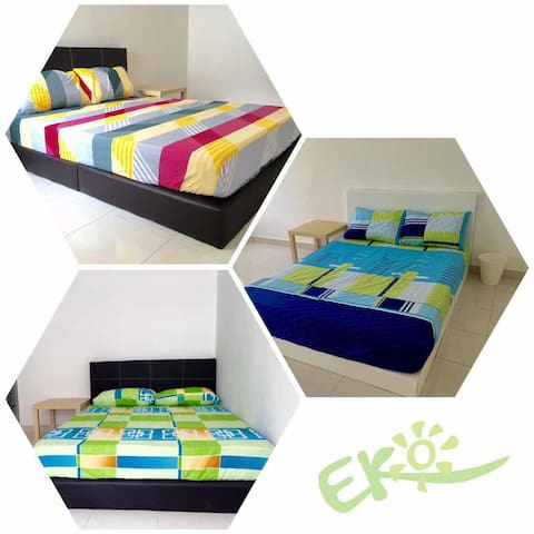 eko homes - Rawang - Huis