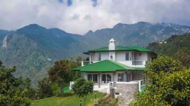 Bara Bungalow Gethia, Nainital (Entire Bungalow)