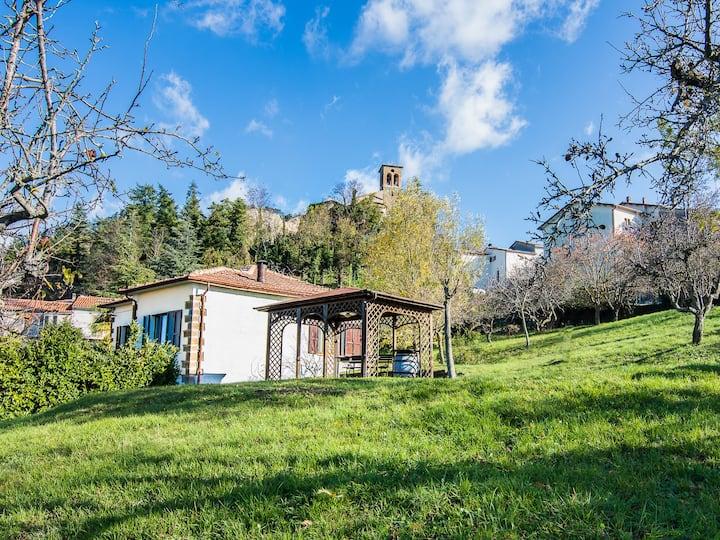 Villa Bruna nel cuore del Montefeltro, free WIFI