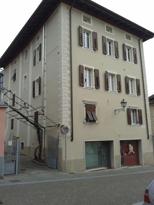 palazzo del 1700