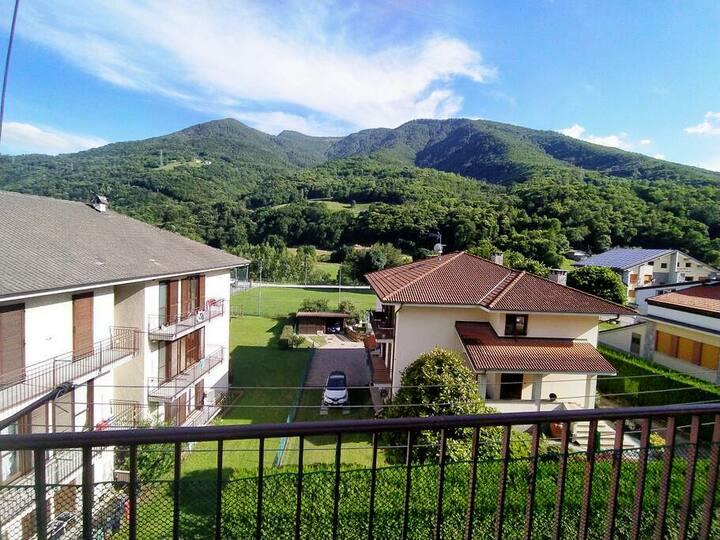 Appartamento in centro a due passi dalla montagna