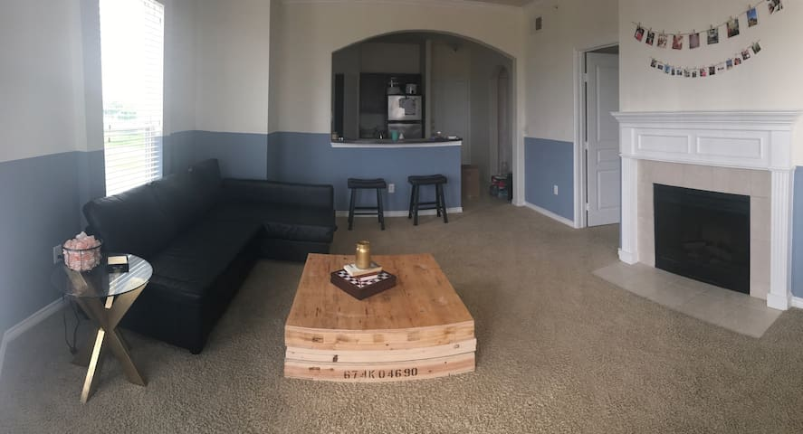 Cozy Urban Style Apartment - North Richland Hills - Apartemen