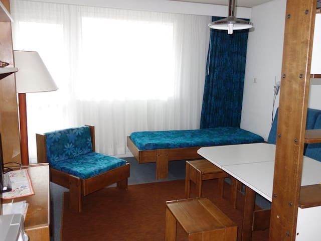 APPARTEMENT ALPE D'HUEZ AVENUE DU RIF NEL