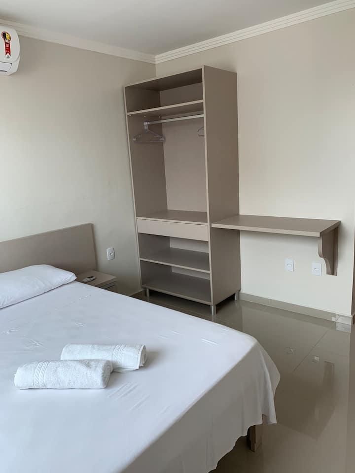 Apartamento em canasvieiras de1 quarto