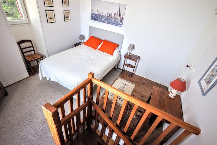 Chambre de la tour, Master bedroom