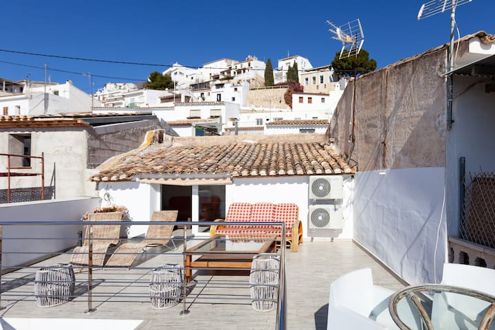 Casa Roberto, TOWN HOUSE in old town ALTEA
