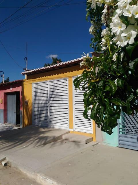Casa na Serra de Martins-RN