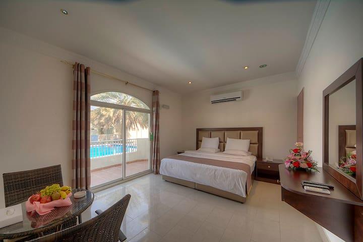Hotel Studio - Umm Al Quwain - Vila