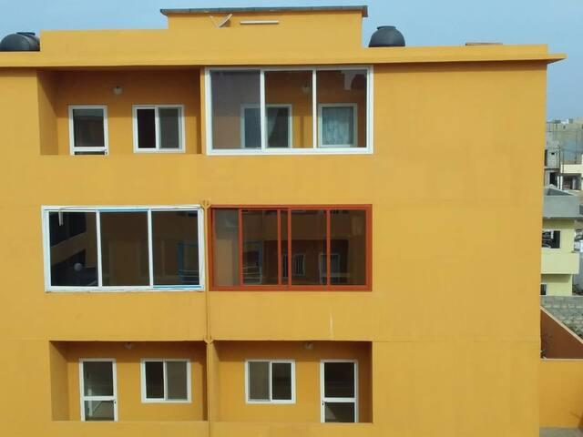 Joli appartement dans une résidence sécurisée
