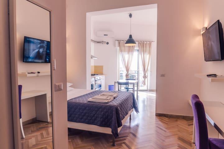 Indila Guest House - Reggio Calabria - Apartament
