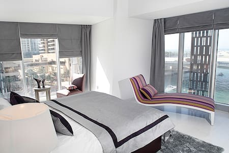 Waterfront suite at iconic tower - Dubai - Byt