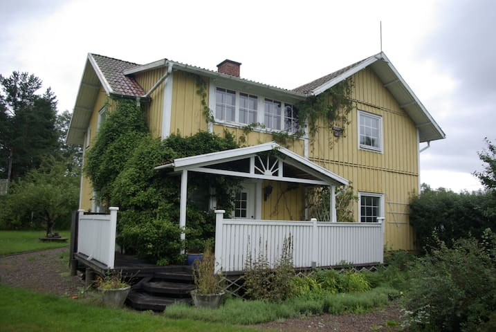 Lovely Spacious Swedish Home for Rent