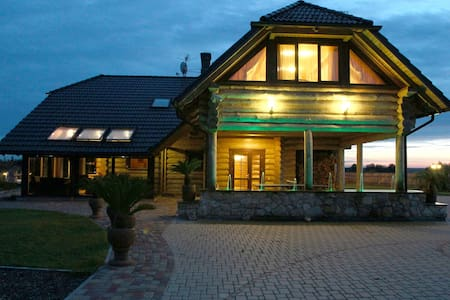 """Wood Villa"" holiday home/ cottage  - Jelgavas novads  - Villa"