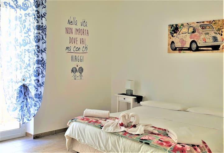 Casa vacanza 550 SPECIAL (80 mq. 2 bagni)