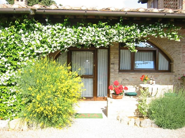 In the Countryside 1km from Siena - Uopini - House