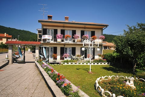 Guesthouse Rutar*** 20 min from Opatija / 2 guests