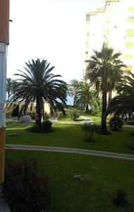Estudio en primera línea de playa - Algarrobo - Flat