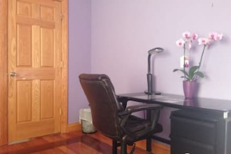 Private Room near O'Hare and CTA Blue Line Station - Chicago - Appartamento