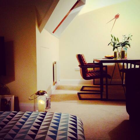 Homely double en-suite in Kingston - Kingston upon Thames - Huoneisto