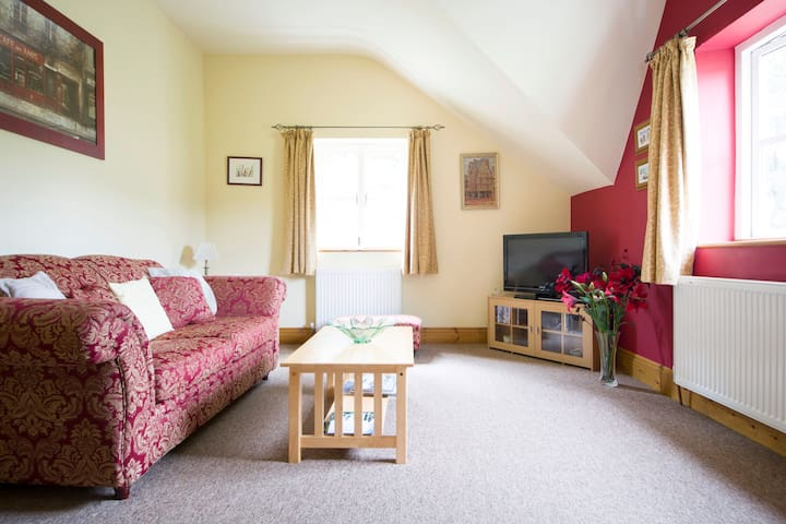 Rothbury Coach House Apartment - Hay on Wye - Appartement
