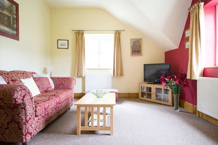 Rothbury Coach House Apartment - Hay on Wye - 公寓