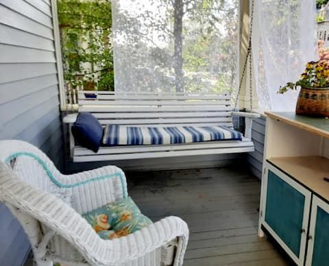 Cottage retreat for Summer getaway