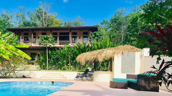 Casa Veranera - Secure house with pool near beach