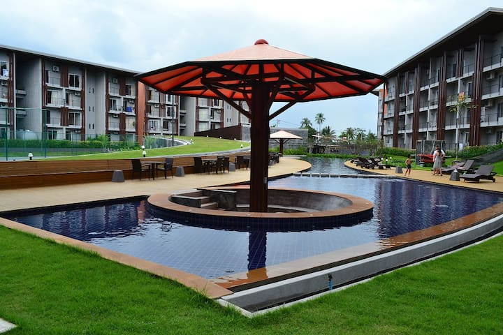 Koh Samui Condominium Room - Surat Thani, Thailand - Apartemen