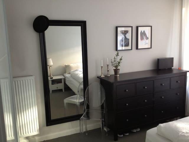 Lækker lejlighed i skønne omgivelse - Holte - Apartamento