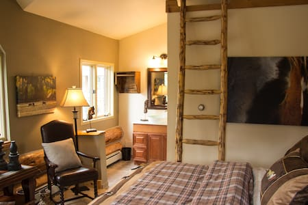 The Silver Lake Lodge, Fall River - Idaho Springs