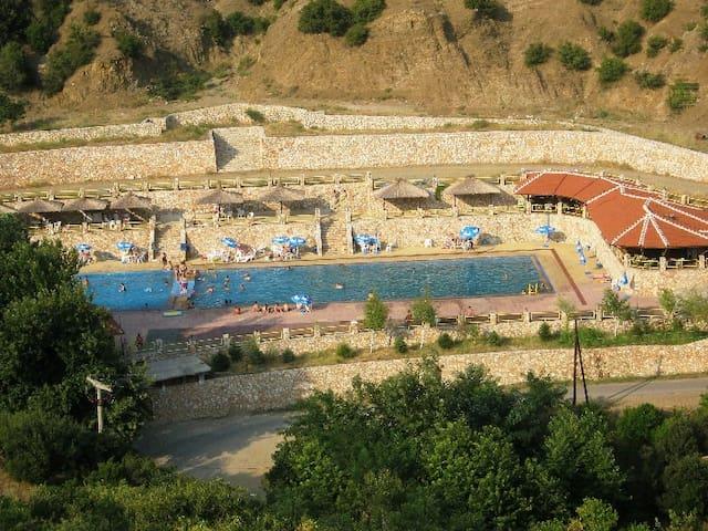 Appartments in Valandovo, Macedonia