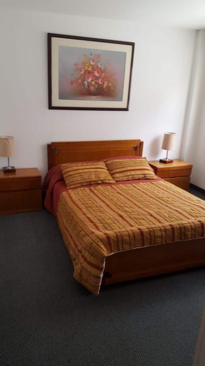 Cómodas habitaciones en casa compartida