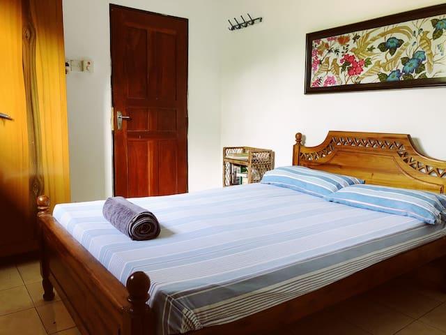 Christopher's Homestay Negombo - Bedroom 1