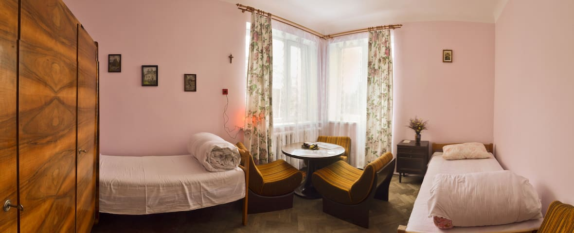 Guest room in Lviv, close to the city center - L'viv - Hus