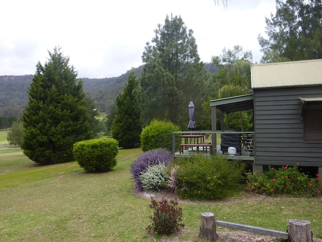 Blue Gums Cottage, Kangaroo Valley - Kangaroo Valley - Villa