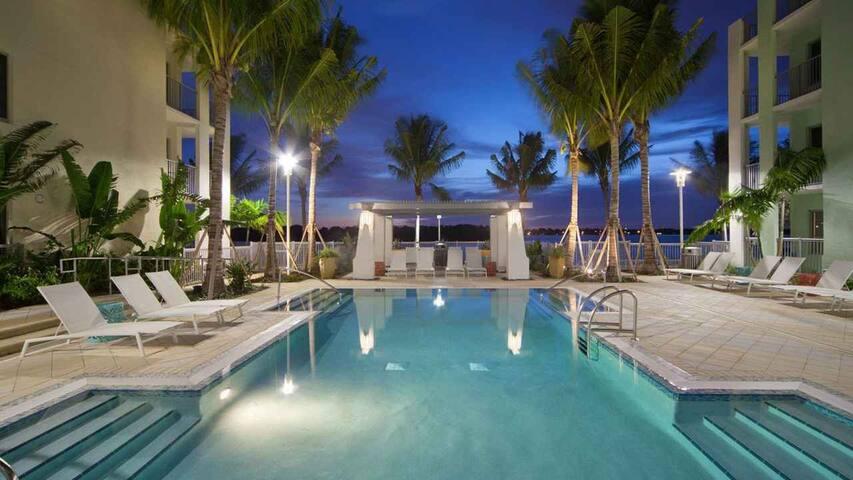 Resort luxury appartement - North Bay Village