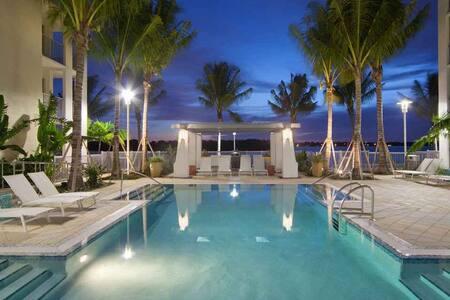 Resort luxury appartement - North Bay Village - Wohnung