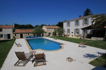 Propriété proche de la Rochelle et de l'île de Ré - Sainte-Soulle