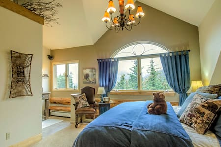 The Silver Lake Lodge, Bears Den - Idaho Springs