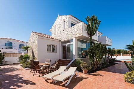 Casa Velero,100m de la playa. - Corralejo