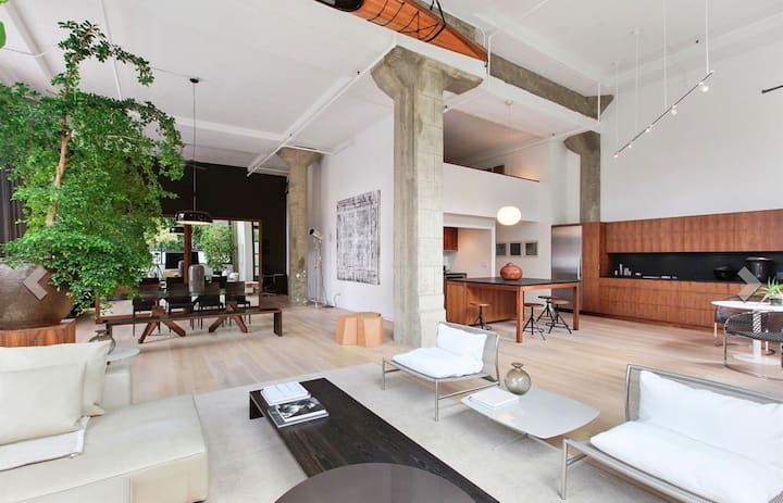 Gorgeous Loft with Amazing Light in SOMA