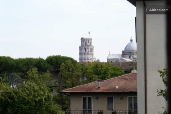 Double room near the Tower in Pisa