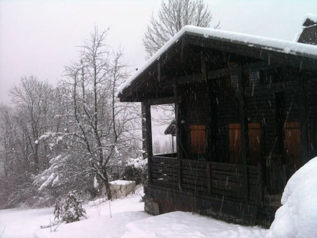 Little chalet in a beautiful environment