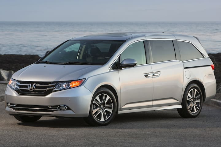 TWO 2016 Honda Odyssey Vans Included (free via Turo)- 8 seater and 7 seater