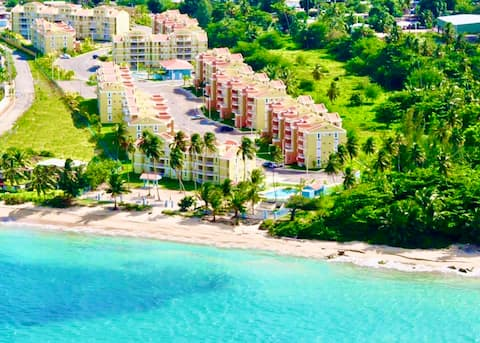 Strand Paradise Resort Villa in de buurt van San Juan