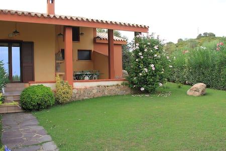 Sardinia Costa Rei Maura's Villa