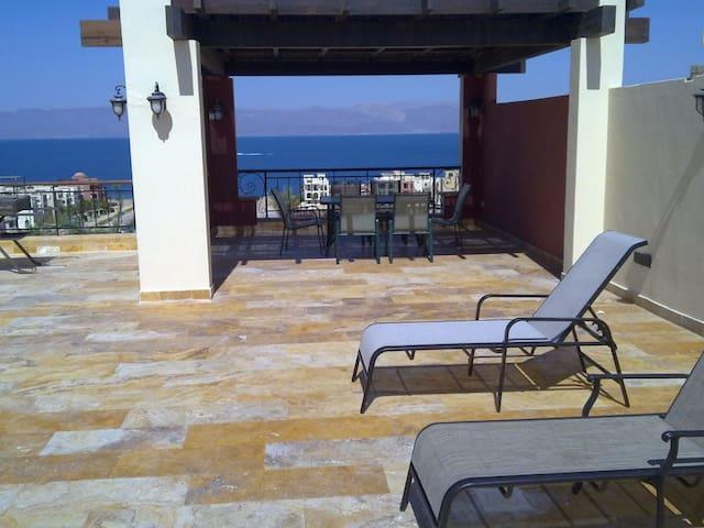 TALA BAY AQABA 2-BDR APARTMENT - Aqaba - Wohnung