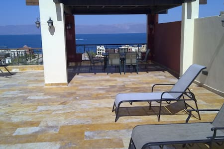 TALA BAY AQABA 2-BDR APARTMENT - Aqaba