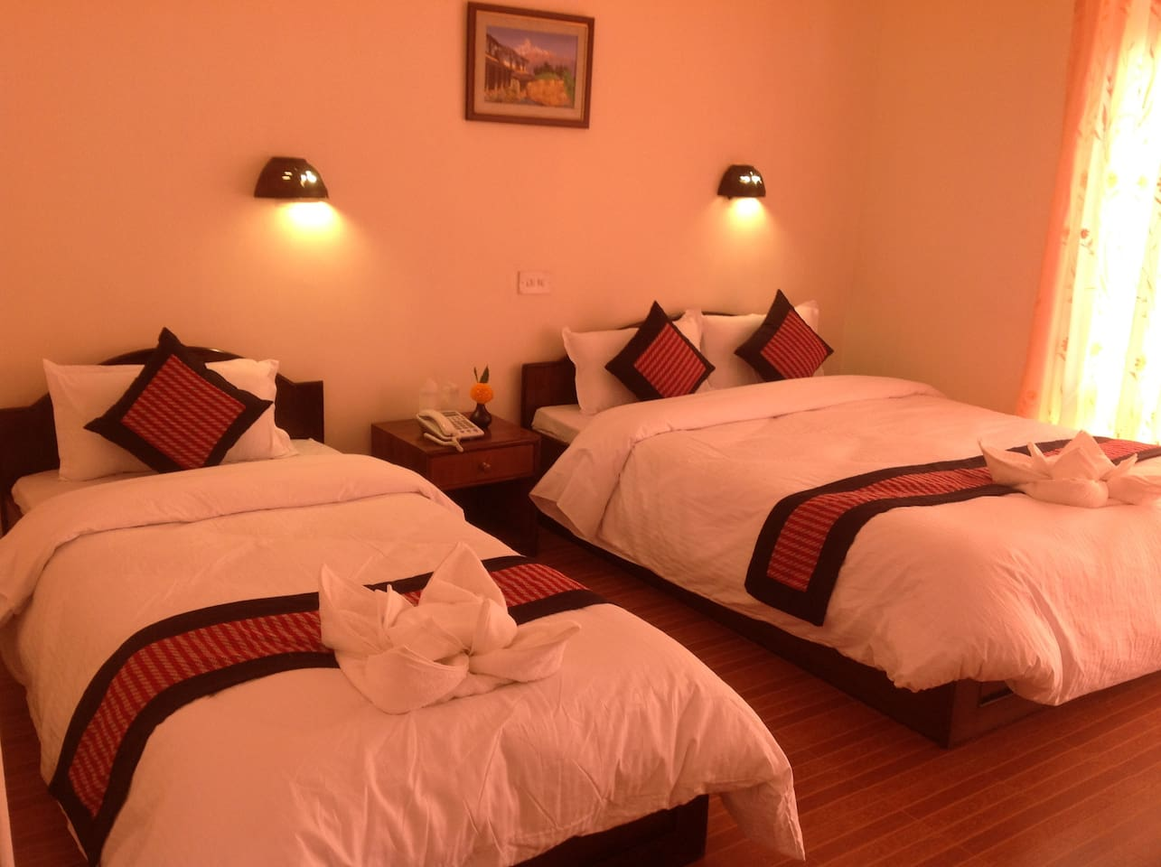 Hotel Dream Pokhara Hotel Dream Pokhara Bed Breakfasts For Rent In Pokhara